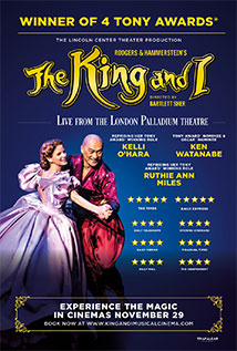 The King And I - The Musical