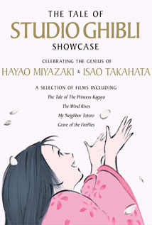 The Tale of Studio Ghibli Showcase