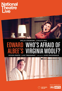 NT Live: Who's Afraid of Virginia Woolf