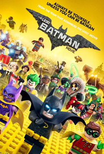 The Lego Batman Movie 3D
