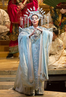 The Met Opera: Turandot