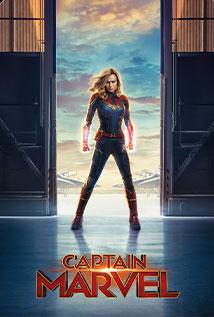 Captain Marvel 3D