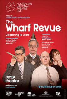ANT Live: The Wharf Revue